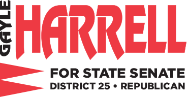 gayle harrell for state senate